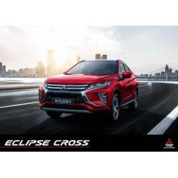 Plakát A1- Eclipse Cross