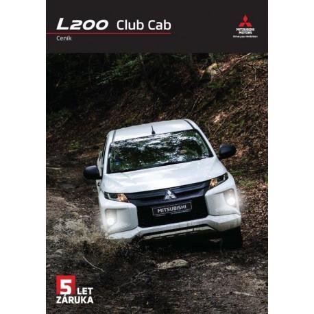 L200 CC ceník