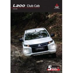 L200 CC cenník