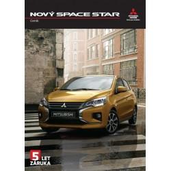 Space Star MY20 ceník