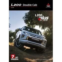 L200 DC ceník