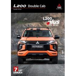 L200 DC ceník MY22